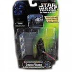 Figurine StarWars : STAR WARS FIGURINE ELECTRONIC POWER F/X DARTH VADER