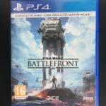 Star Wars Battlefront pour PS4 - Avis StarWars