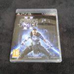 PS3 Star Wars Le Pouvoir de la Force II FRA - Occasion StarWars