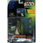 Figurine StarWars : STAR WARS POTF : Power of the Force Figurine Obi-Wan Kenobi Electronic power