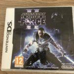 Nintendo DS - Star Wars - The Force Unleashed - jeu StarWars