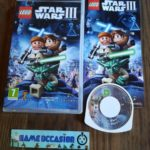 LEGO STAR WARS 3 III PSP SONY PLAYSTATION  - Occasion StarWars