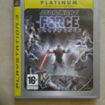32904//STAR WARS FORCE UNLEASHED POUR PS3 - Avis StarWars
