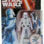 "StarWars collection : Star Wars First Order Snowtrooper 3.75 "" Figurine Action Force Awakens Jouet"