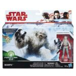 Figurine StarWars : Star Wars Force Lien 2.0 Wampa & Luke Skywalker (Hoth) Figurine Jeu Set
