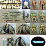 StarWars figurine : FIGURINES STAR WARS KENNER 1995/96 ARTICULEE ACTION FIGURE AU CHOIX CHOICE