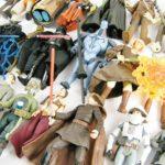 StarWars figurine : Star Wars Moderne Figurines Sélection - Nombreux Choix de (Modèle 46)