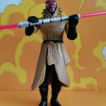 StarWars collection : STAR WARS FIGURINE DARTH MAUL SÉRIE POWER OF THE JEDI EN LOOSE NEUF