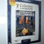 PC big box Star wars force commander - jeu StarWars