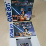 Star Wars Return of The Jedi Nintendo Gameboy - jeu StarWars