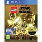 WARNER LEGO STAR WARS Deluxe Edition - jeu StarWars