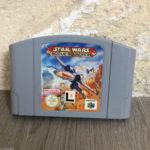 Star Wars Rogue Squadron Nintendo 64 N64 en - Bonne affaire StarWars