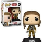 StarWars collection : FUNKO - FIGURINE STAR WARS LES DERNIERS JEDI - PAIGE PO