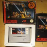 Super Star Wars Return of the Jedi for SNES. - Bonne affaire StarWars