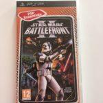 Star Wars Battlefront 2 pour PSP - jeu StarWars