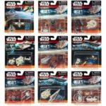Figurine StarWars : Nouveau Star Wars Force Awakens Micro Machines Figurines 3 Packs