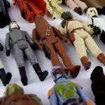 Figurine StarWars : Vintage Star Wars Figurines - Veuillez Choisir de Sélection (B)