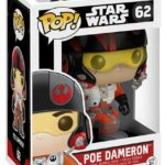 Figurine StarWars : Funko POP! Star Wars n 62 Poe Dameron