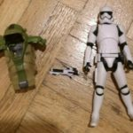 StarWars collection : Star Wars The Force Awakens Stormtrooper Armor Up Action Figure Deluxe