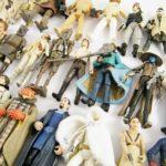 Figurine StarWars : Star Wars Moderne Figurines Sélection - Nombreux Choix de (Modèle 6)