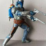 "Figurine StarWars : Star Wars Jango Fett Sneak Aperçu 2002 3.75 "" Figurine"