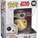 StarWars collection : Funko Pop! Film: Star Wars Episode VIII - Les derniers Jedi - BB 8 figurine...