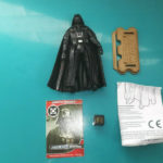 StarWars collection : figurine STAR WARS Hasbro galactic battle game Dark vador vader sabre lumineux