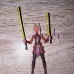 Figurine StarWars : Star Wars Clone Wars Ahsoka Tano figurine loose