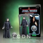 StarWars figurine : Star Wars Jumbo Kenner Action Figure Emperor Palpatine 30cm Gentle Giant