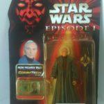 StarWars collection : Star Wars figurine Chancellor Valorum !!!NEUF!!!