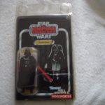 """StarWars collection : FIGURINE STAR WARS  """"DARTH VADER """"  THE EMPIRE STRIKES BACK  RARE  WOOLWORTH"""