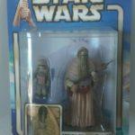 StarWars collection : Star Wars figurine Tusken Raider female (version avec carte)