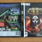 STAR WARS KNIGHTS OF THE OLD REPUBLIC II - VF - jeu StarWars