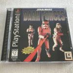 STAR WARS DARK FORCES  Playstation PSX USA  - jeu StarWars