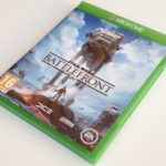 xbox one STAR WARS BATTLEFRONT pal fr complet - Occasion StarWars