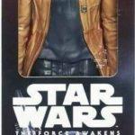 Figurine StarWars : Star Wars - Hero Series - Finn Jakku - Hasbro - Disney