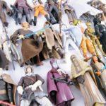 Figurine StarWars : Star Wars Moderne Figurines Sélection - Nombreux Choix de (Modèle 4)