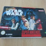 Nintendo SNES Vintage Video Game Super Star - Avis StarWars