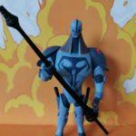 StarWars figurine : STAR WARS FIGURINE DURGE SÉRIE CLONE WARS SITH ATTACK PACK EN LOOSE NEUF