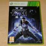 Star Wars The Force Unleashed II 2 Xbox 360 - pas cher StarWars