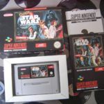 SNES Super Star Wars (with box & manual) - pas cher StarWars