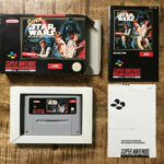 Super Star Wars - Super Nintendo SNES - OVP / - Avis StarWars