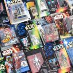 StarWars figurine : Star Wars Mixte Personnage Emballé Figurines (A)