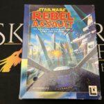 Star Wars Rebel Assault - PC CD-ROM - pas cher StarWars