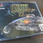pour ps1 Star Wars Rebel Assault 2 - pas cher StarWars