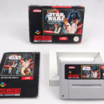 Super Star Wars JVC Super Nintendo SNES Boxed - Bonne affaire StarWars