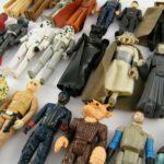 Figurine StarWars : Vintage Star Wars Figurines - Veuillez Choisir de Sélection (A)