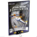 STAR WARS STARFIGHTER PC LUCAS ARTS starwars - jeu StarWars