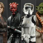 StarWars collection : Star Wars Black Series Archive Action Figurines Wave 2