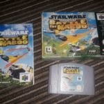 Star Wars Battle for Naboo, Nintendo N64. - jeu StarWars